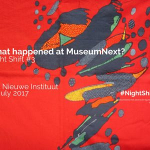 Night Shift #3 - What happened at MuseumNext?