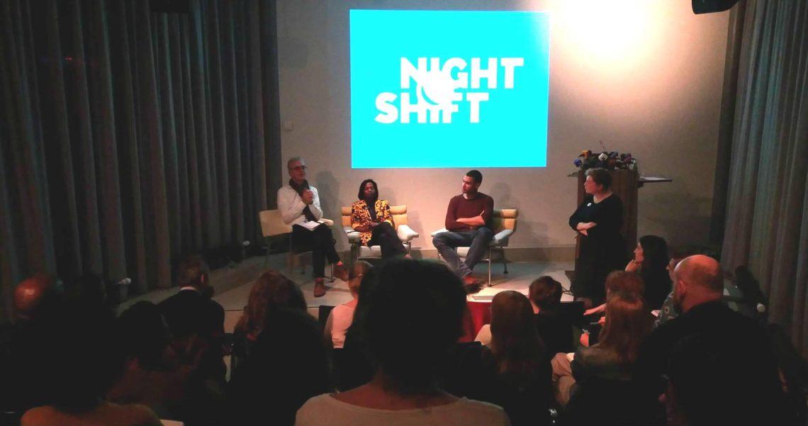 Night Shift #6 - Museumcollecties en diversiteit